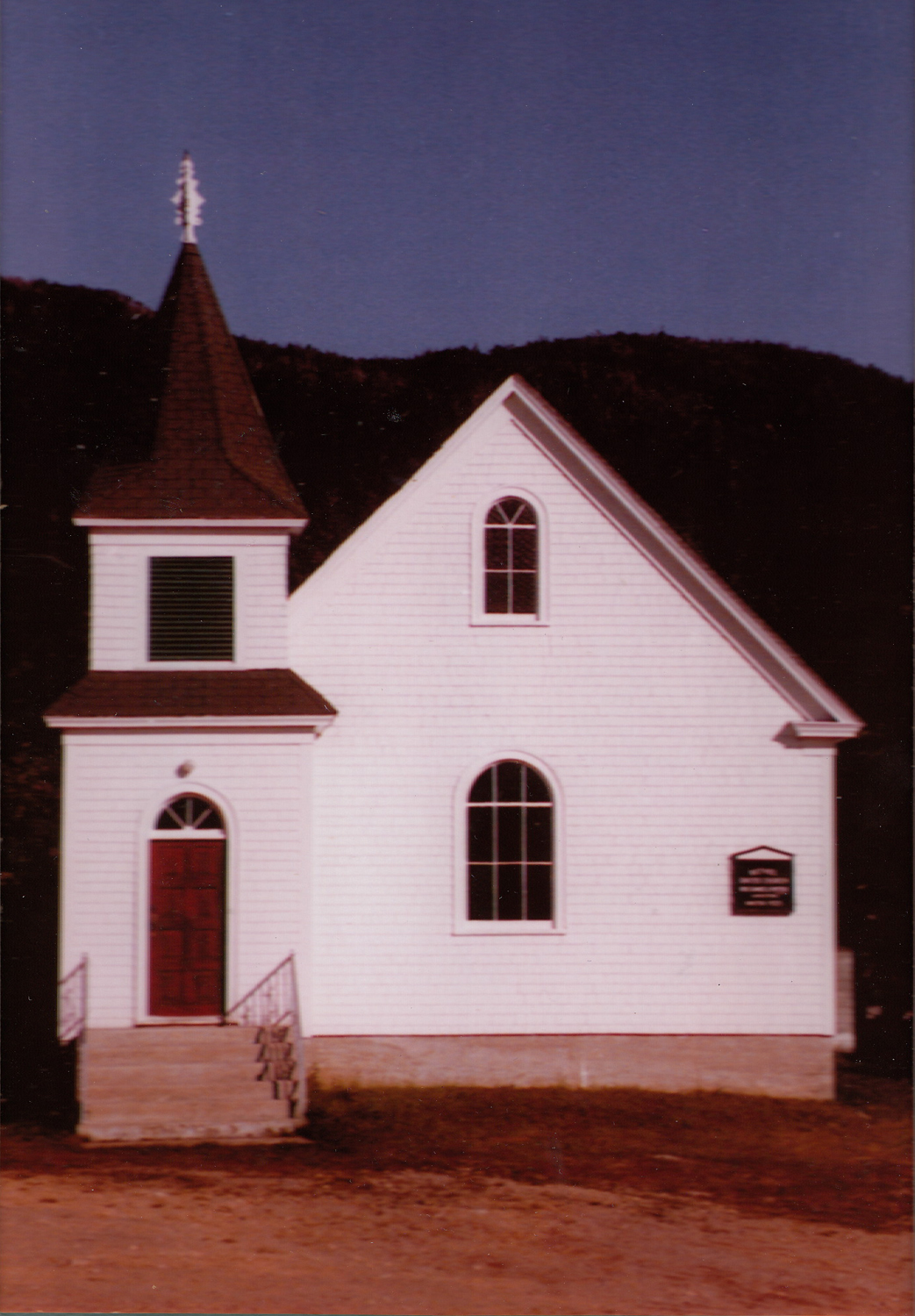 Bethel United Church, Skir Dhu